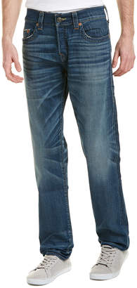 True Religion Geno Blue Legend Relaxed Slim Leg