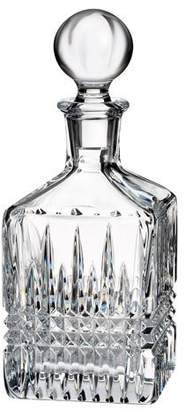 Waterford Crystal Lismore Diamond Square Decanter