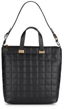 Bree Quilted Tote $108 thestylecure.com