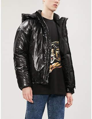 Givenchy Lion-print cotton-jersey T-shirt
