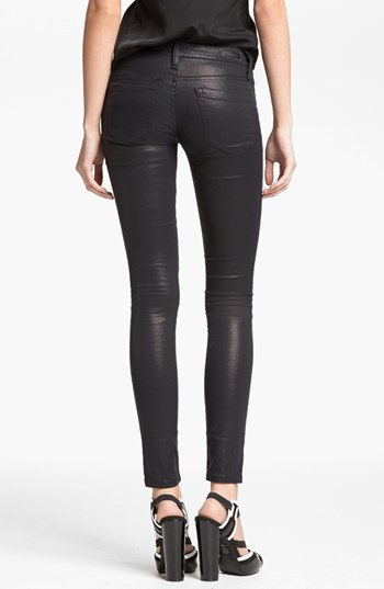 Blank NYC BLANKNYC 'Spray On' Super Skinny Jeans (Starman)