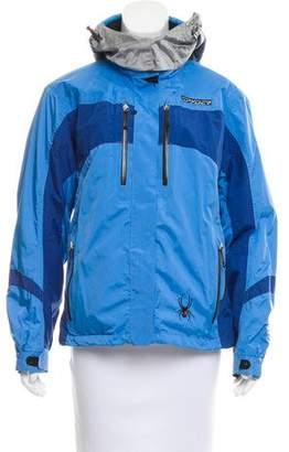 Spyder Casual Zip-Up Jacket