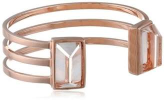 Paige Novick Three Bar Pyramid Cuff