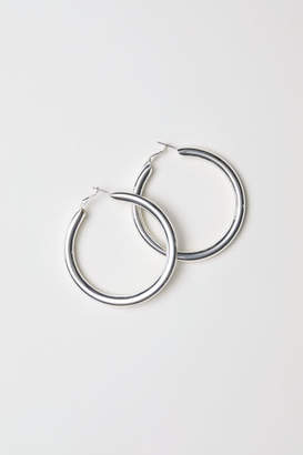 H&M Large Earrings - Silver