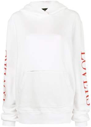 Amiri Lovers hoodie