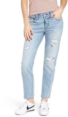 Levi's 501(R) Boyfriend Jeans