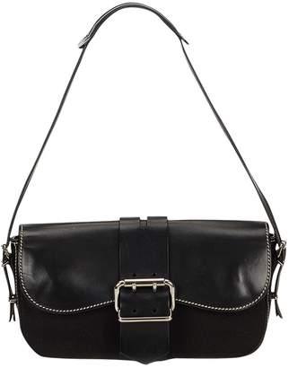 Fendi Baguette leather handbag