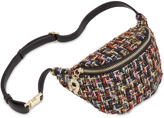 Betsey Johnson Plaid Get Waisted Fanny Pack