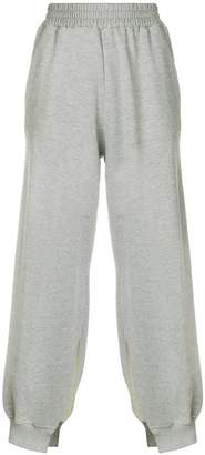 MM6 MAISON MARGIELA side slit track pants