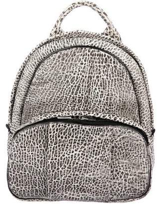 Alexander Wang Dumbo Leather Backpack