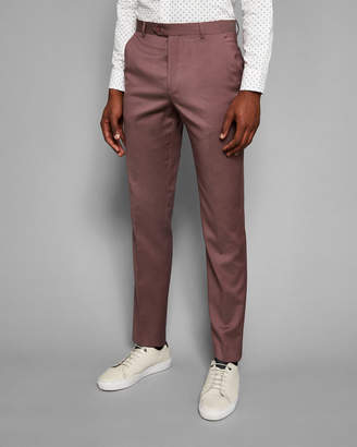 Ted Baker PALACET Debonair plain wool suit pants