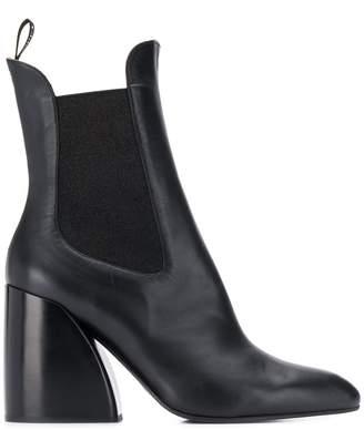 Chloé Wave Chelsea boots