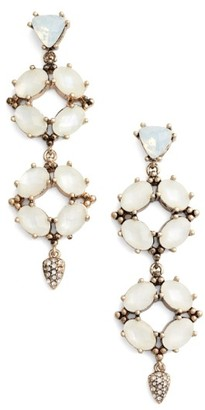 Women's Jenny Packham Wanderlust Drop Earrings $88 thestylecure.com