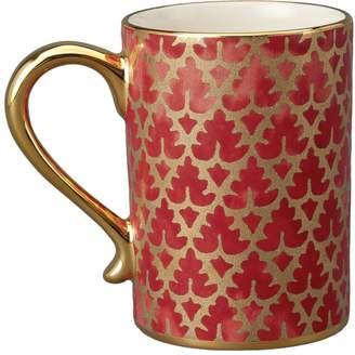 L'OBJET Fortuny Uccelli Mugs (Set of 4)