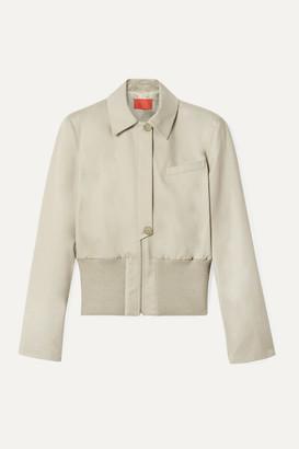 BEIGE Commission - Cotton-gabardine Jacket
