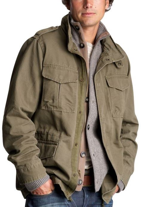 Peace military jacket