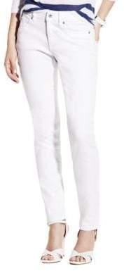 Vince Camuto Five-Pocket Skinny Jeans