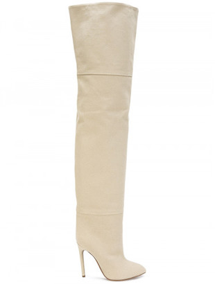 Yeezy long boots $750 thestylecure.com