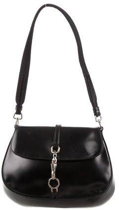pradaPrada Vitello Trend Shoulder Bag