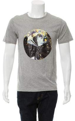 J.W.Anderson Screen Print Graphic T-Shirt