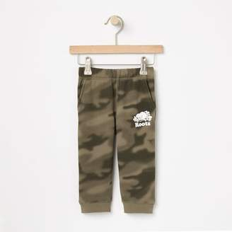 Roots Baby Blurred Camo Slim Sweatpant