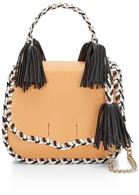 Rebecca MinkoffChase Medium Saddle Bag