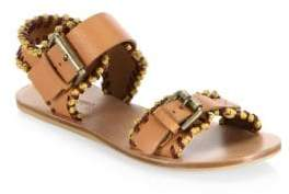See by Chloe Romy Whipstitch Flat Sandal