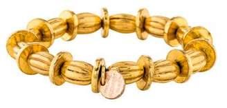 Philippe Audibert Ornamental Strung Bracelet