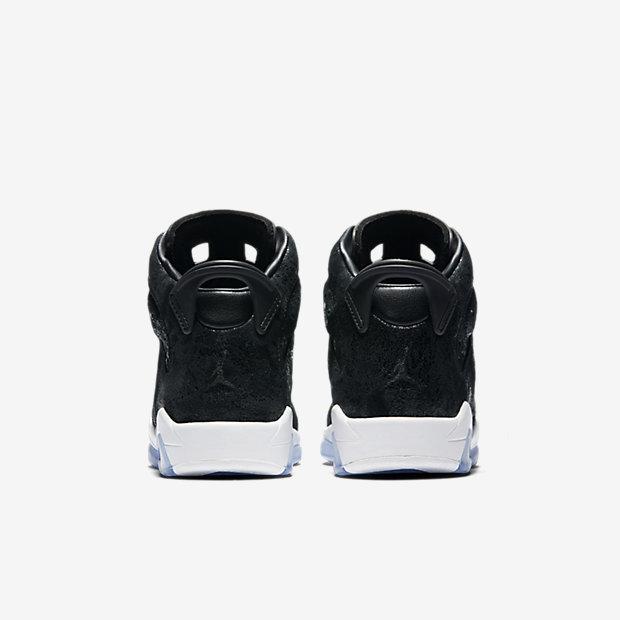 Air Jordan 6 Retro Premium Heiress Big Kids' Shoe 2