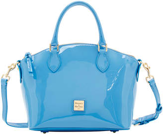 Dooney & Bourke Patent Cara Satchel