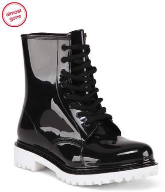 Lug Sole Rain Boots