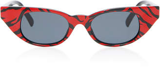Le Specs Adam Selman X The Breaker Sunglasses