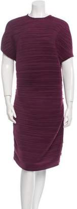 Lanvin Ruched Evening Dress w/ Tags Purple Ruched Evening Dress w/ Tags
