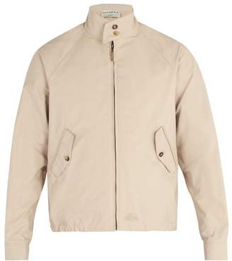 BEIGE Ãditions m.r Aditions M.r - Stand Collar Cotton Jacket - Mens