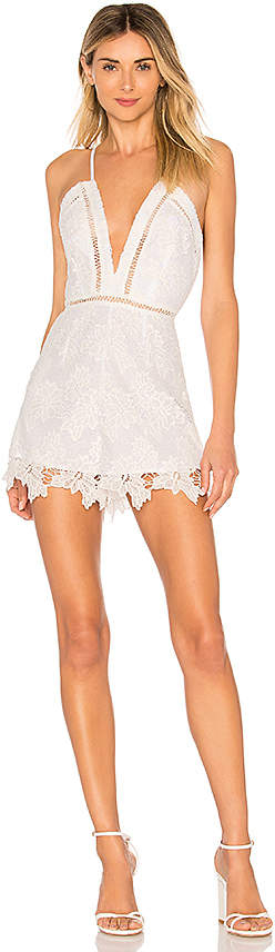 Rory Lace Romper