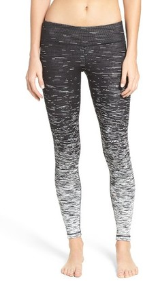 Women's Zella Static Reversible Leggings $89 thestylecure.com