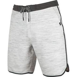 "Rip Curl Men's Topcat Beach Cruiser Cotton Fleece 19"" Shorts"