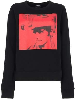 Calvin Klein x Andy Warhol Foundation Dennis Hopper sweatshirt