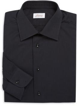 Regular-Fit Textured Dress Shirt $650 thestylecure.com