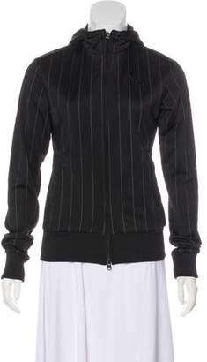 Y-3 Long Sleeve Hooded Sweatshirt