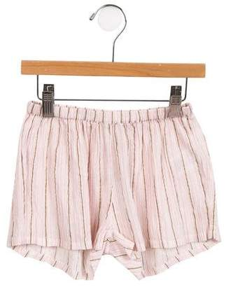 Moon Girls' Striped Shorts w/ Tags