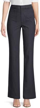 Nanette Lepore Women's Blue & Righteous Flared Jeans
