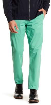 "Dockers Alpha Light Green Slim Tapered Khakis - 29-34\"" Inseam"