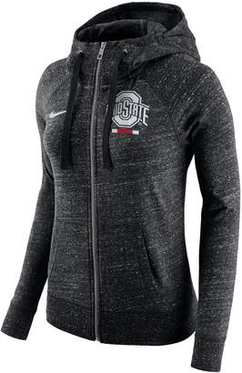 Nike Women's Ohio State Buckeyes Gym Vintage Hoodie