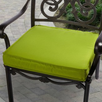 Mozaic Sunbrella 20-in. Canvas Outdoor Chair Cushion