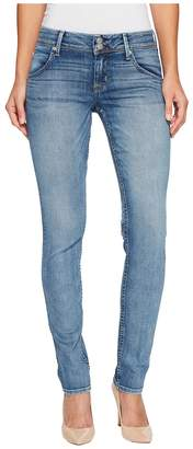 Hudson Collin Mid-Rise Skinny in Hushed Women's Jeans