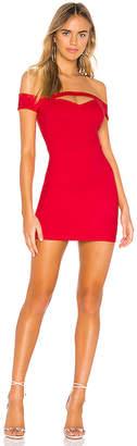 superdown Carine Off Shoulder Dress