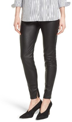 Women's Halogen Faux Leather Leggings $79 thestylecure.com