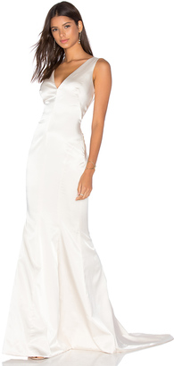 Katie May NOEL and JEAN by Katie May Odette Gown $1,395 thestylecure.com