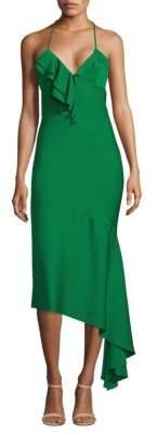 Milly Petal Slip Dress